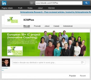 IC50Plus Linkedin